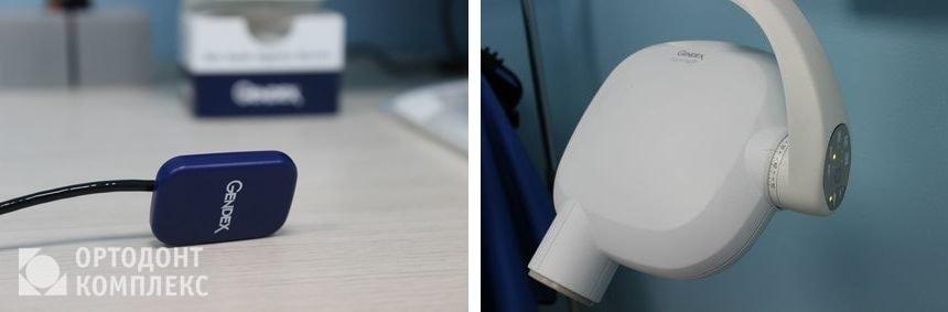 Аппарат для проведения радиовизиографии зубов