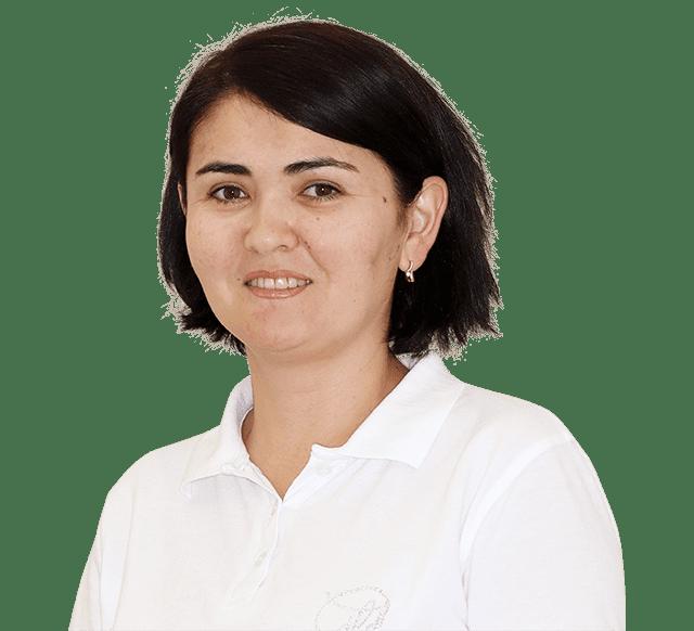 Zarina Atakanova